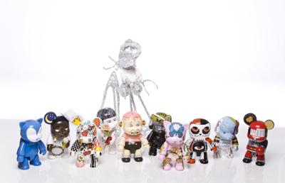 Batalha de Toys - foto: Tiago Chediak
